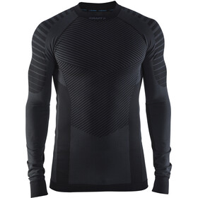 Craft Active Intensity Crew Neck LS Men black/granite